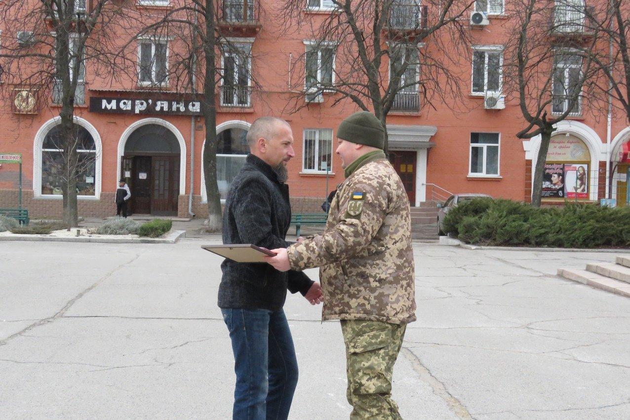 У Білій Церкві відзначили День українського добровольця, фото-2