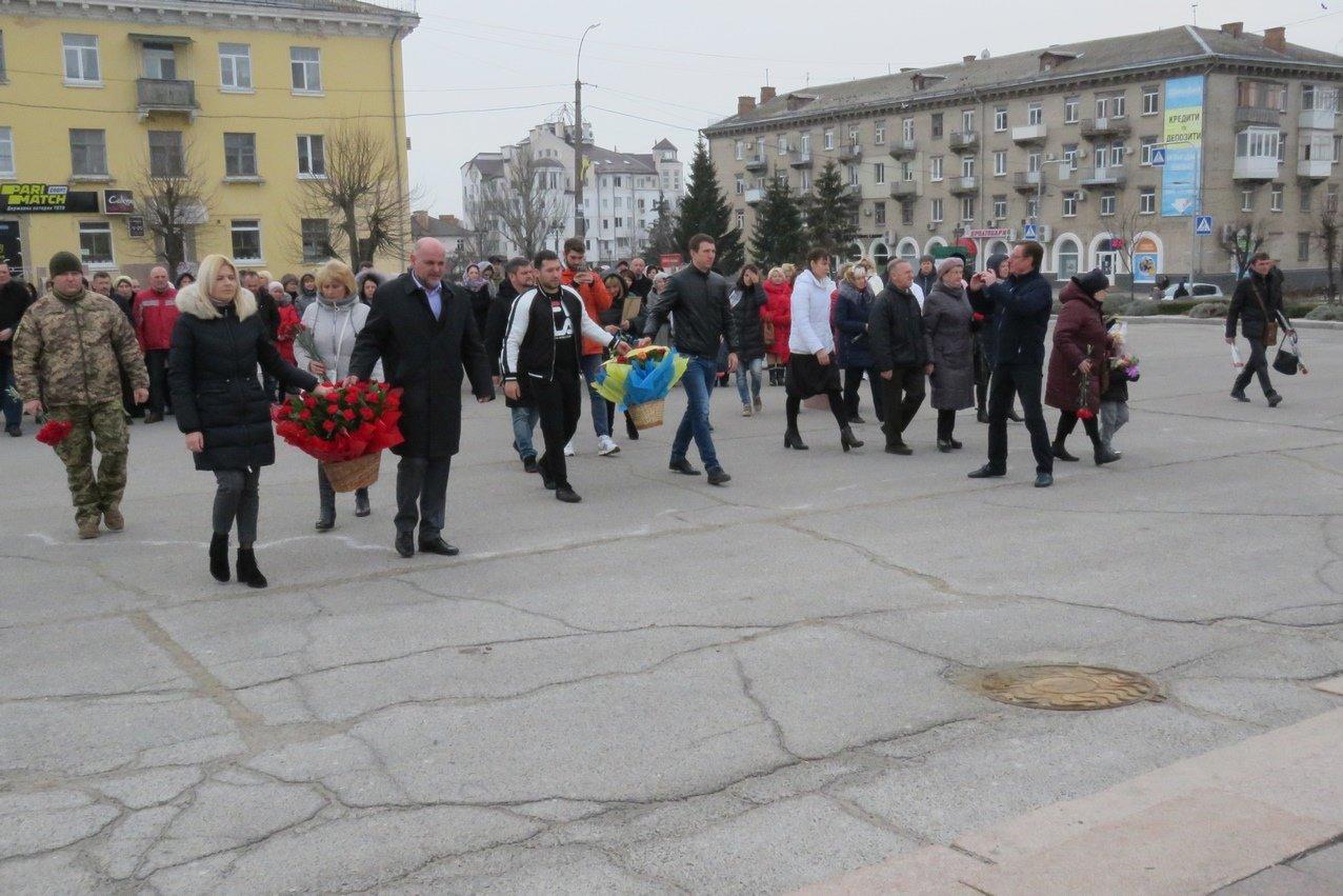 У Білій Церкві відзначили День українського добровольця, фото-16