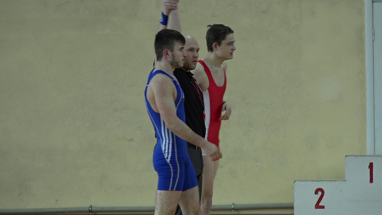 Спортсмени з вадами слуху боряться у Білій Церкві за всеукраїнську першість у боротьбі , фото-9
