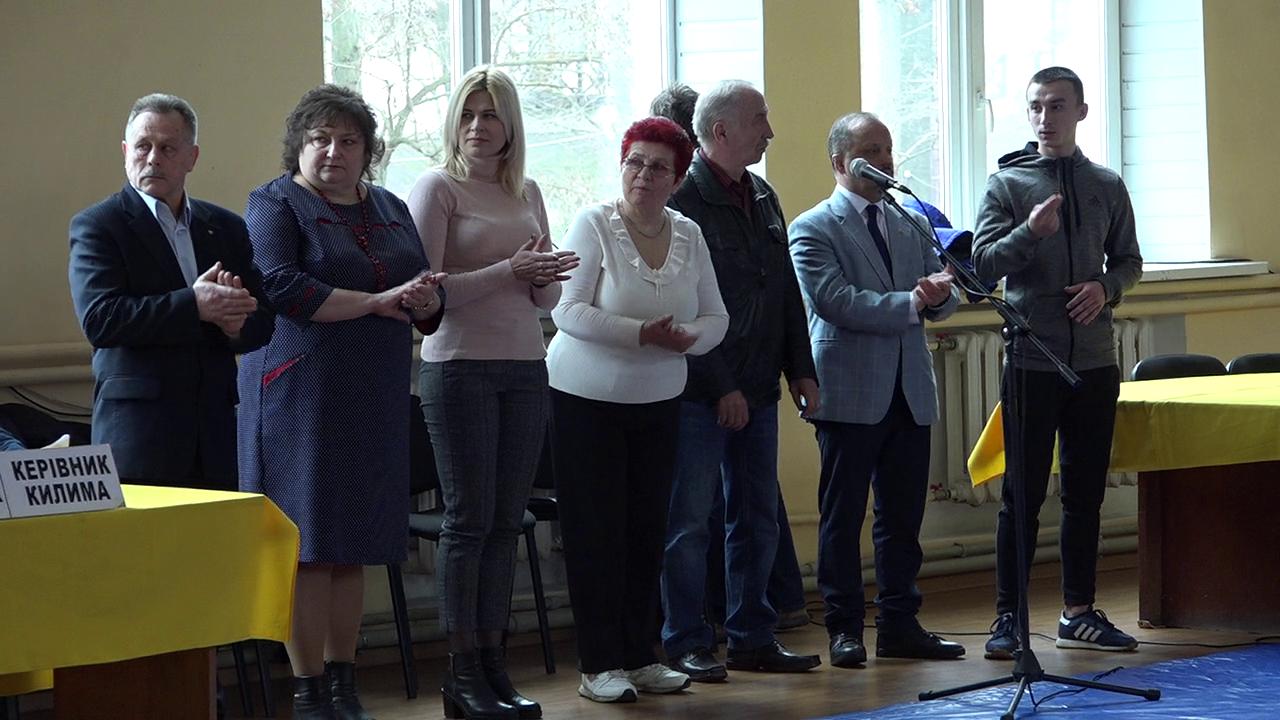 Спортсмени з вадами слуху боряться у Білій Церкві за всеукраїнську першість у боротьбі , фото-6
