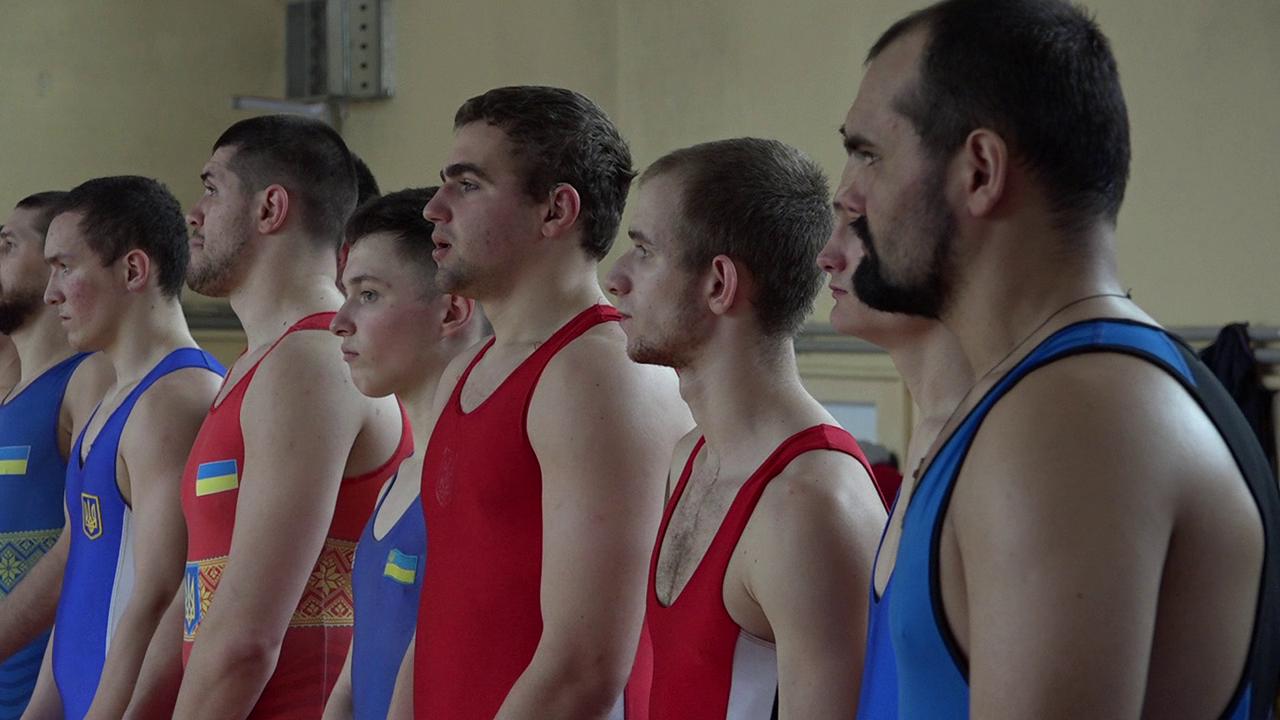 Спортсмени з вадами слуху боряться у Білій Церкві за всеукраїнську першість у боротьбі , фото-2