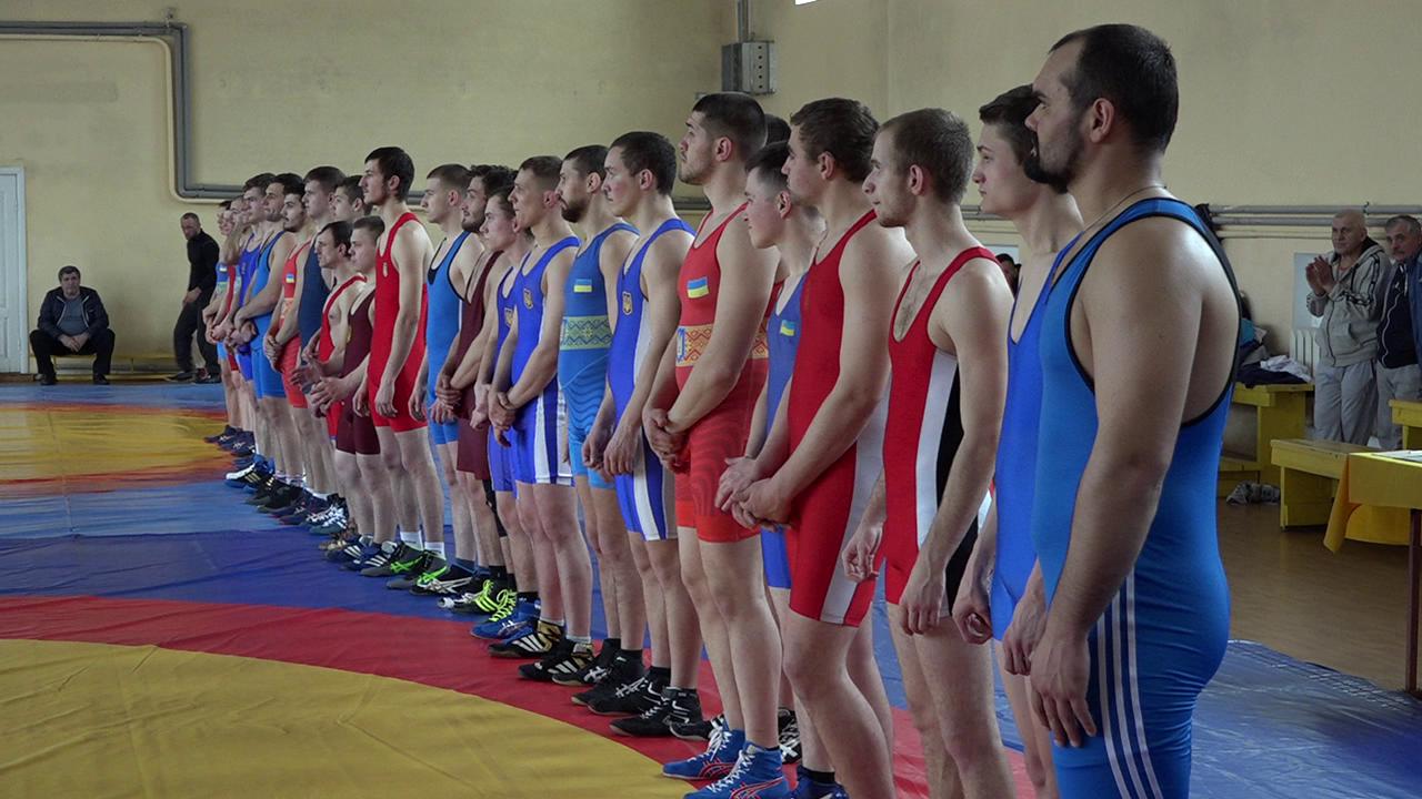 Спортсмени з вадами слуху боряться у Білій Церкві за всеукраїнську першість у боротьбі , фото-1