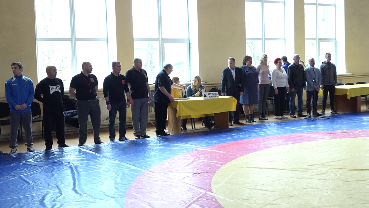 Спортсмени з вадами слуху боряться у Білій Церкві за всеукраїнську першість у боротьбі , фото-4