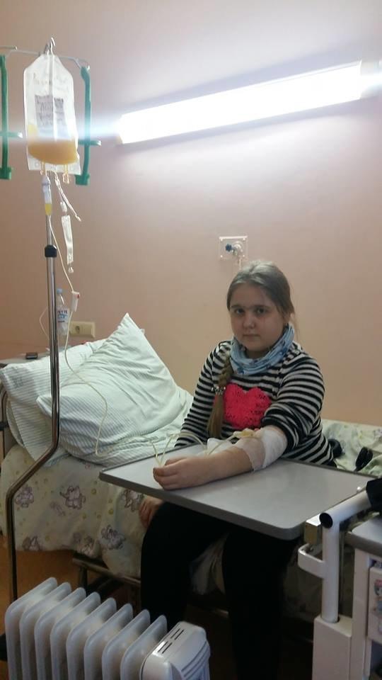 10-річній Вікторії Рибак необхідна допомога у лікуванні хвороби крові, фото-1