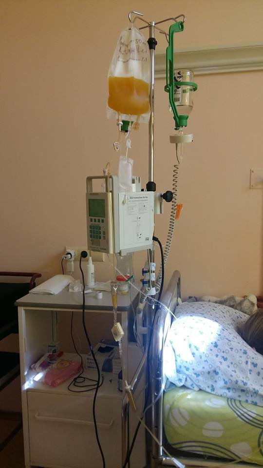 10-річній Вікторії Рибак необхідна допомога у лікуванні хвороби крові, фото-8