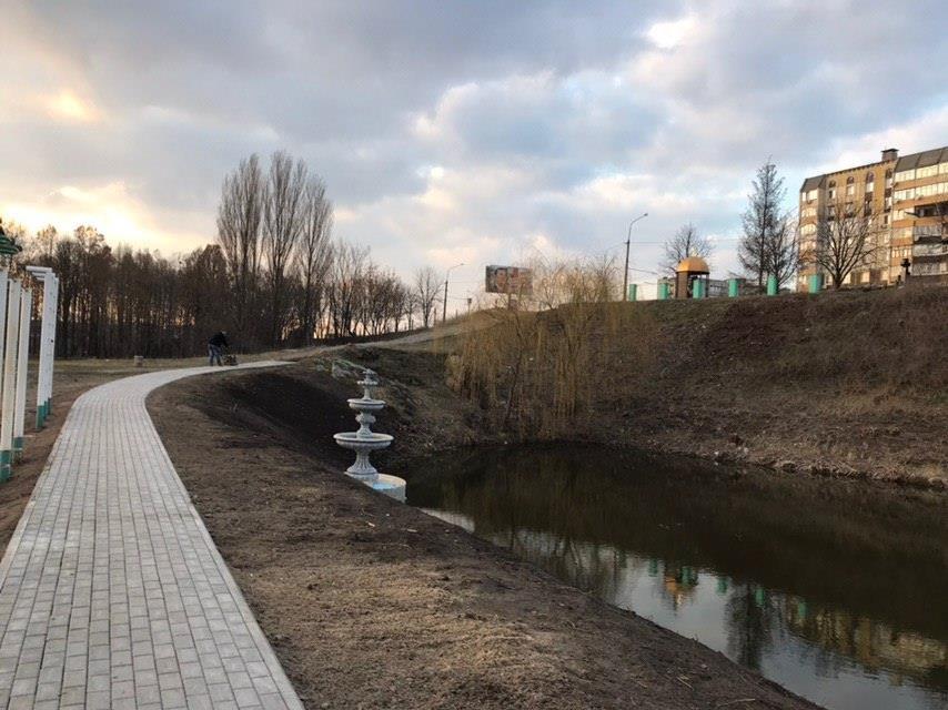 Розчищення обвідного каналу та озера біля церкви Покрови Божої Матері: що вже зроблено, фото-3