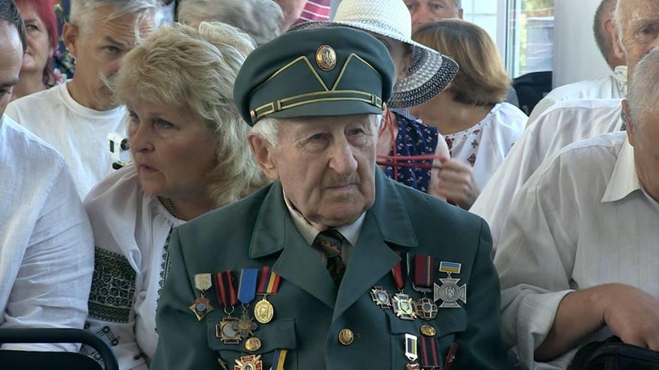 92-річного білоцерківця, ветерана УПА Теодора Дячуна виключили зі списків виборців , фото-2