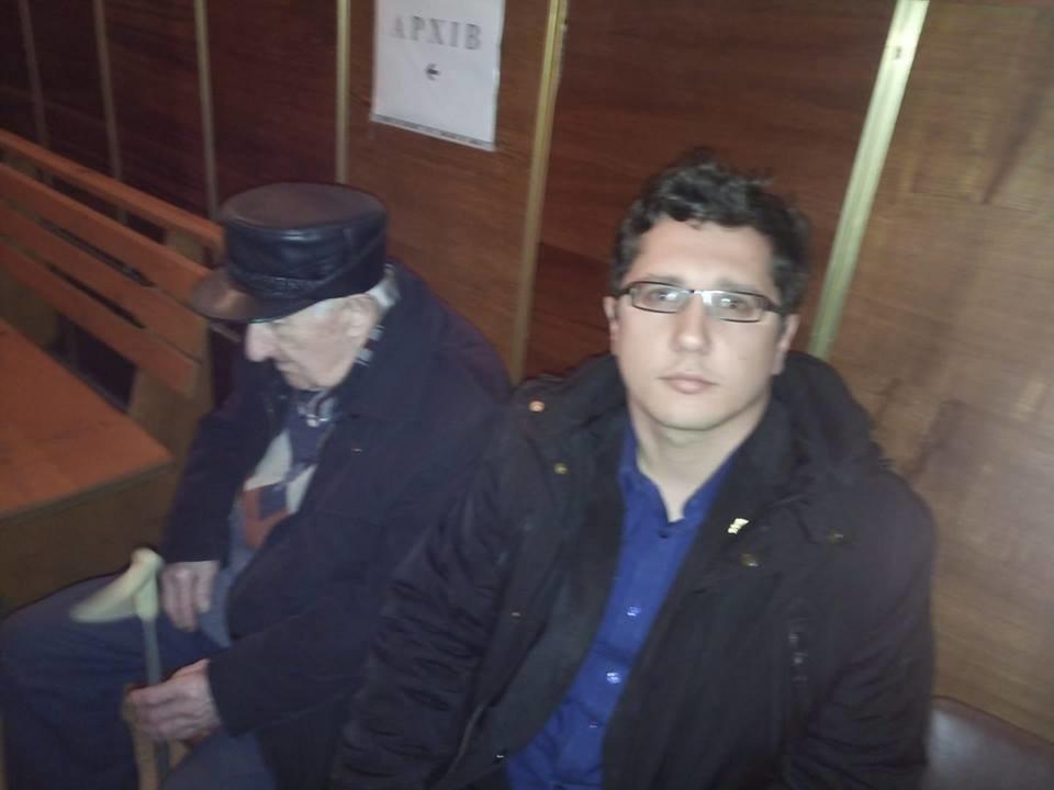 92-річного білоцерківця, ветерана УПА Теодора Дячуна виключили зі списків виборців , фото-1