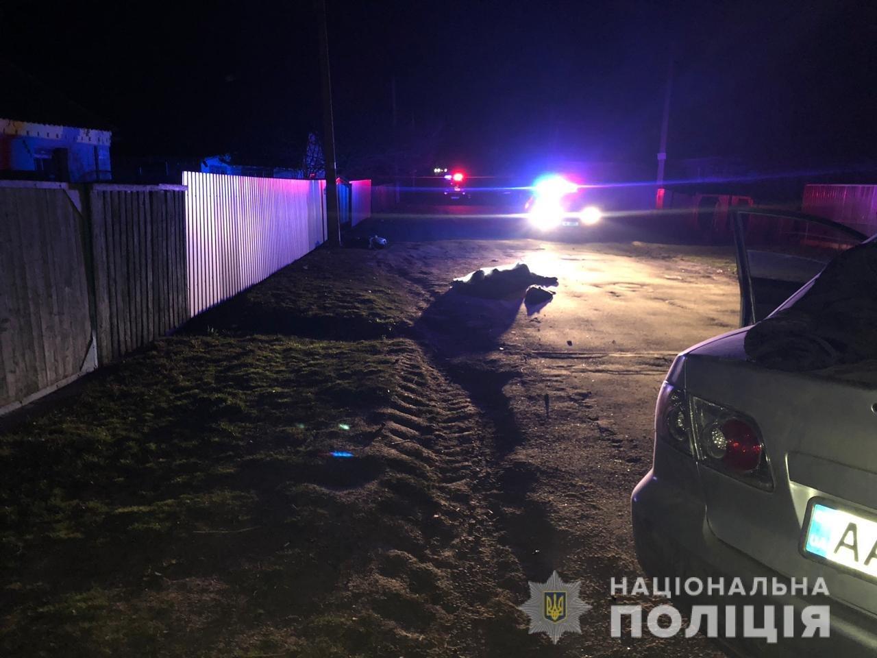 На Білоцерківщині 19-річний хлопець насмерть збив двох дівчат, фото-1