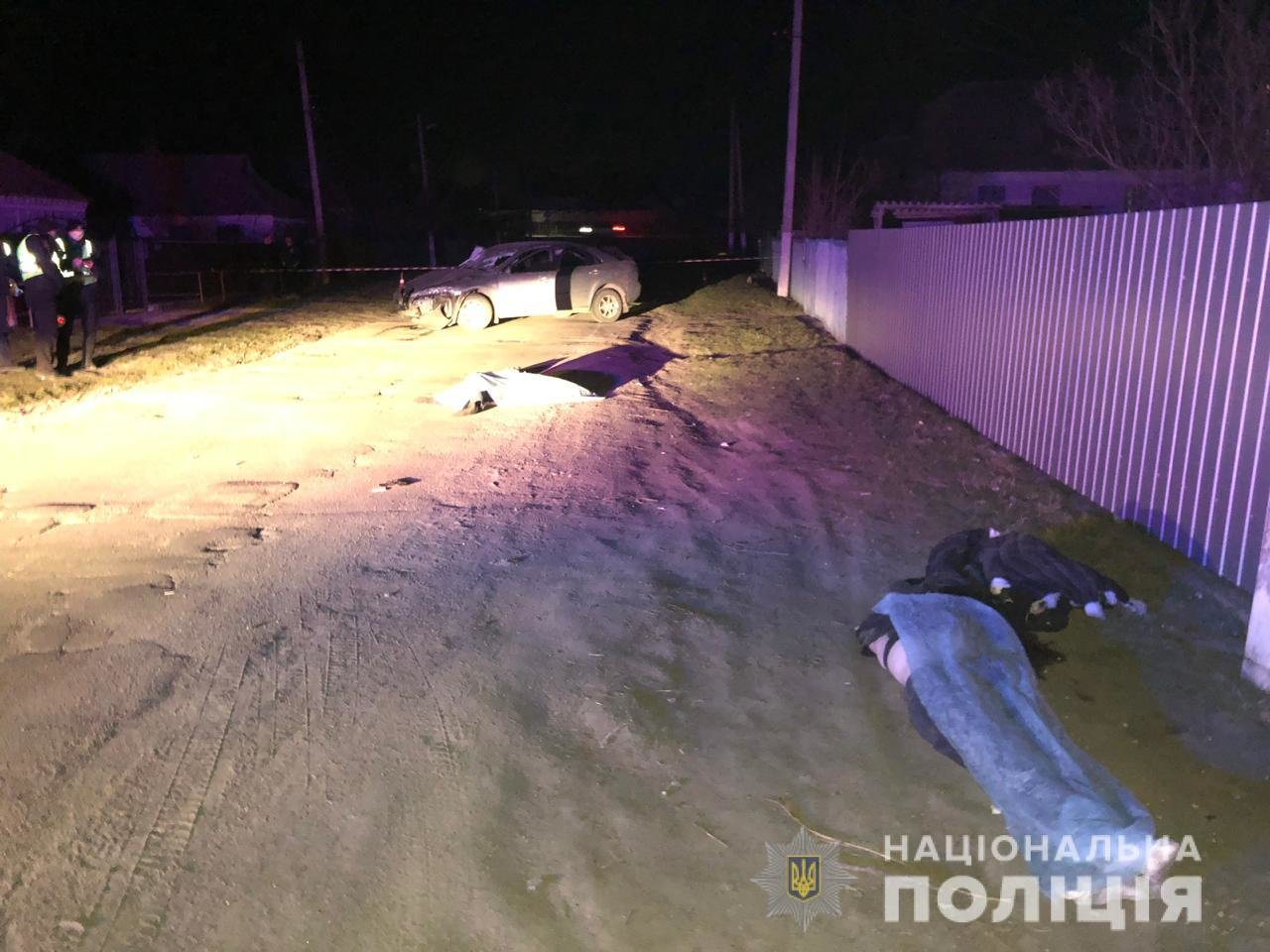 Поліція затримала молодика, який на Білоцерківщині насмерть збив двох дівчат , фото-1