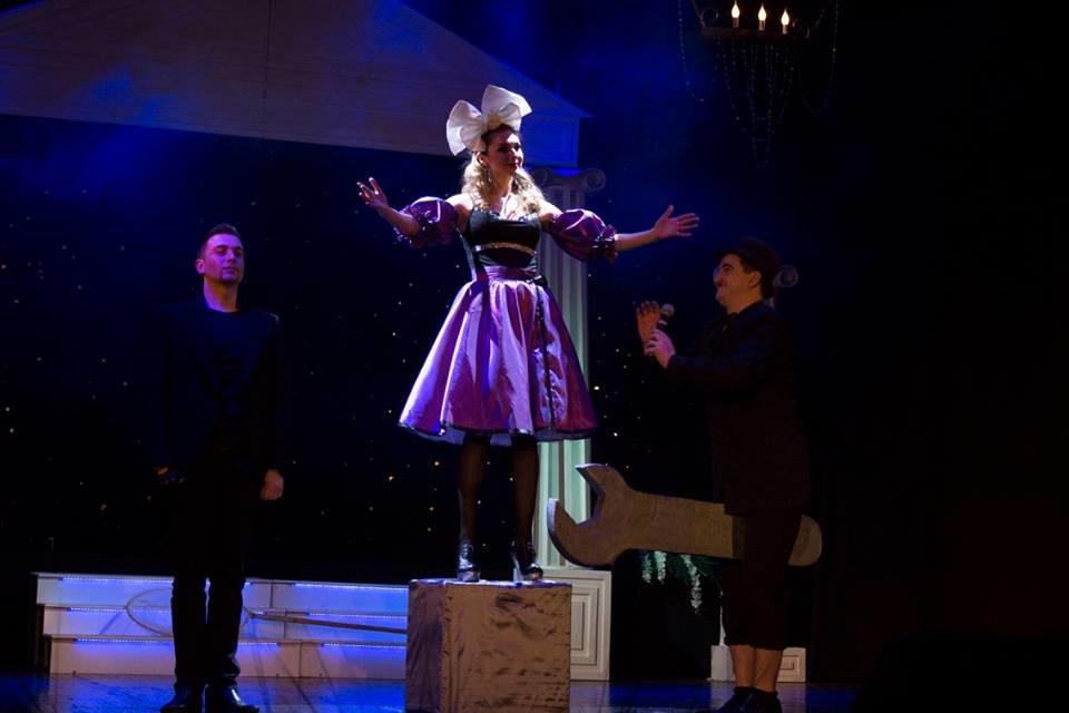 Театр ім. Саксаганського відсвяткував 85-річний ювілей, фото-7
