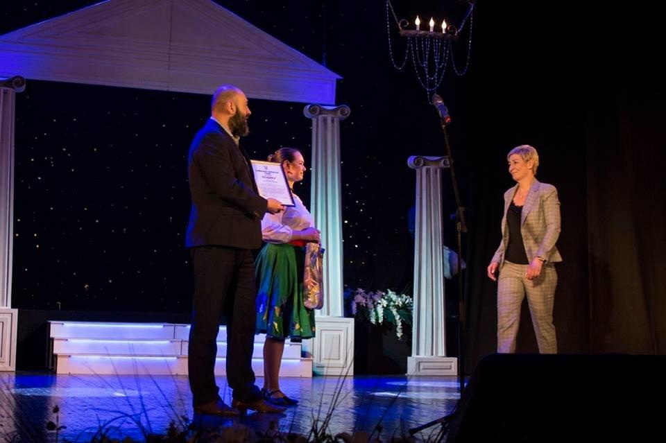 Театр ім. Саксаганського відсвяткував 85-річний ювілей, фото-22