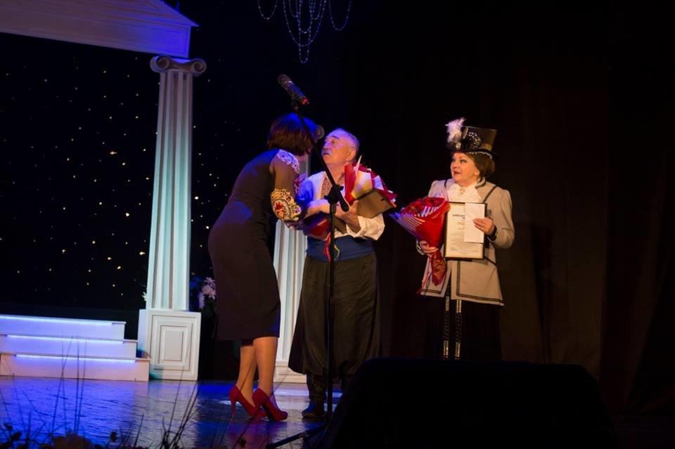 Театр ім. Саксаганського відсвяткував 85-річний ювілей, фото-18