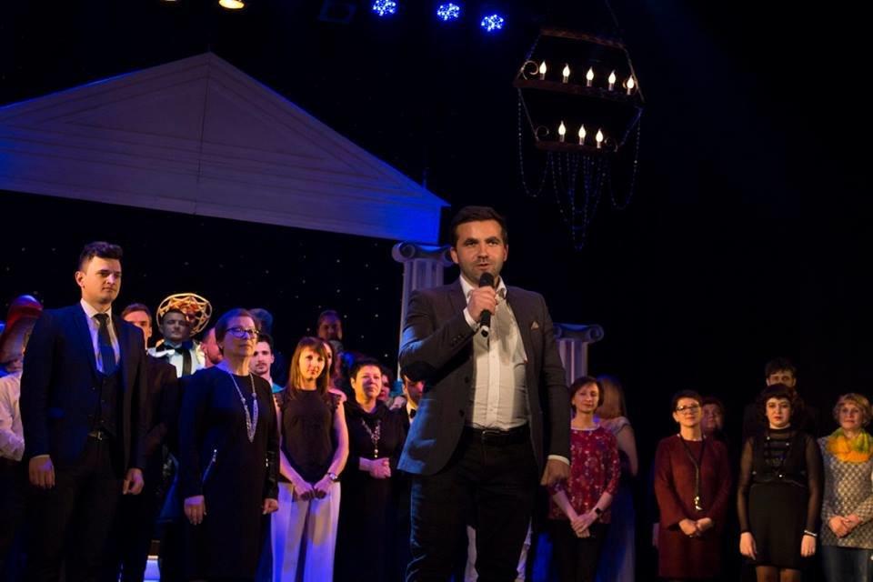 Театр ім. Саксаганського відсвяткував 85-річний ювілей, фото-35