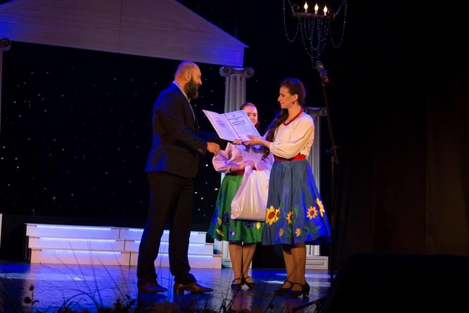 Театр ім. Саксаганського відсвяткував 85-річний ювілей, фото-25
