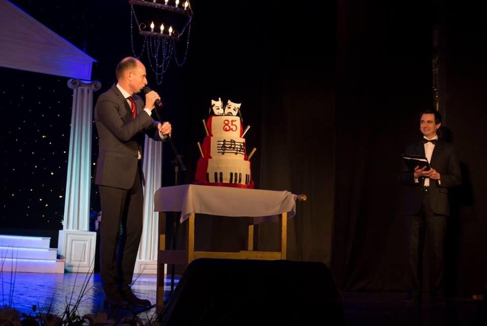 Театр ім. Саксаганського відсвяткував 85-річний ювілей, фото-20