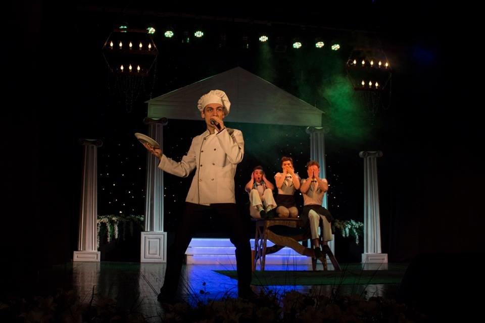 Театр ім. Саксаганського відсвяткував 85-річний ювілей, фото-8