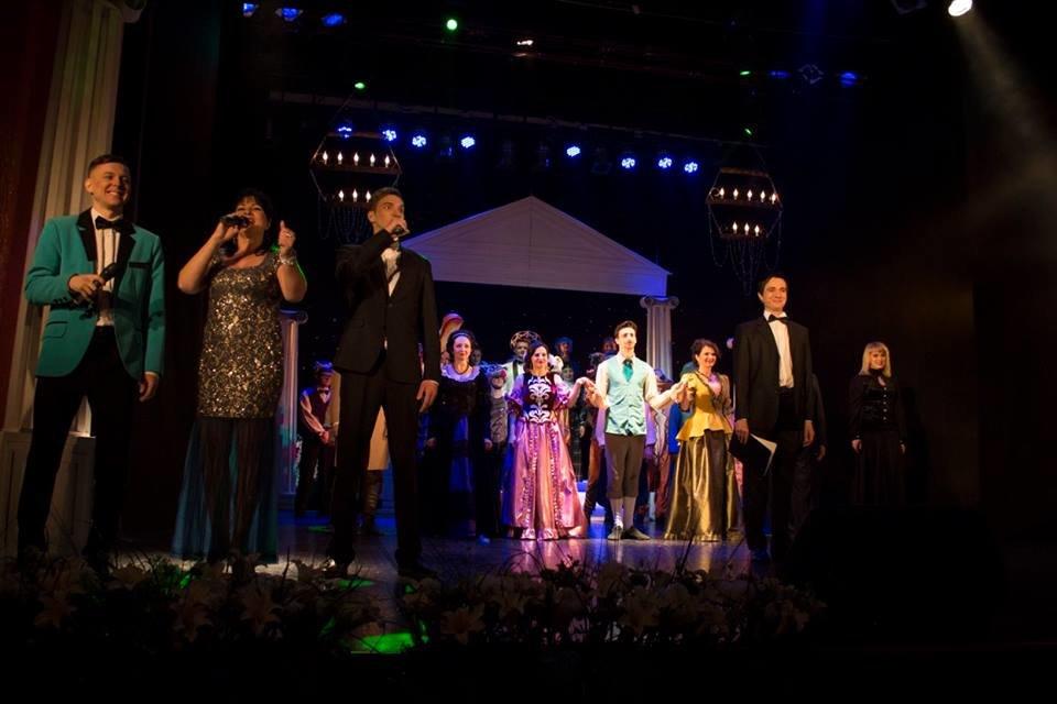 Театр ім. Саксаганського відсвяткував 85-річний ювілей, фото-36