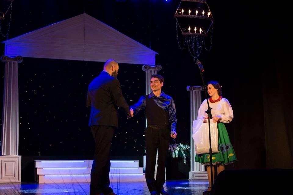 Театр ім. Саксаганського відсвяткував 85-річний ювілей, фото-23