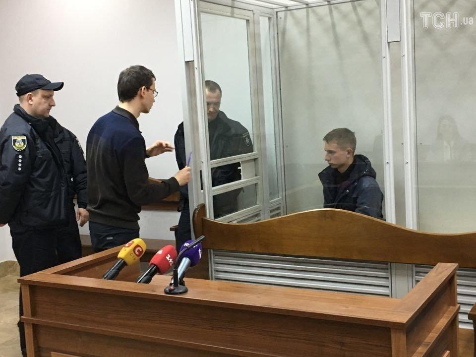 Смертельна ДТП під Білою Церквою: 19-річний водій плаче на суді і визнає свою провину, фото-1
