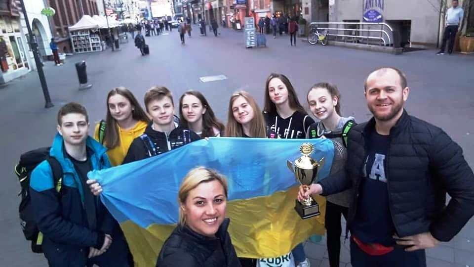 Плавці з Білої Церкви стали переможцями на міжнародному турнірі у Польші, фото-1