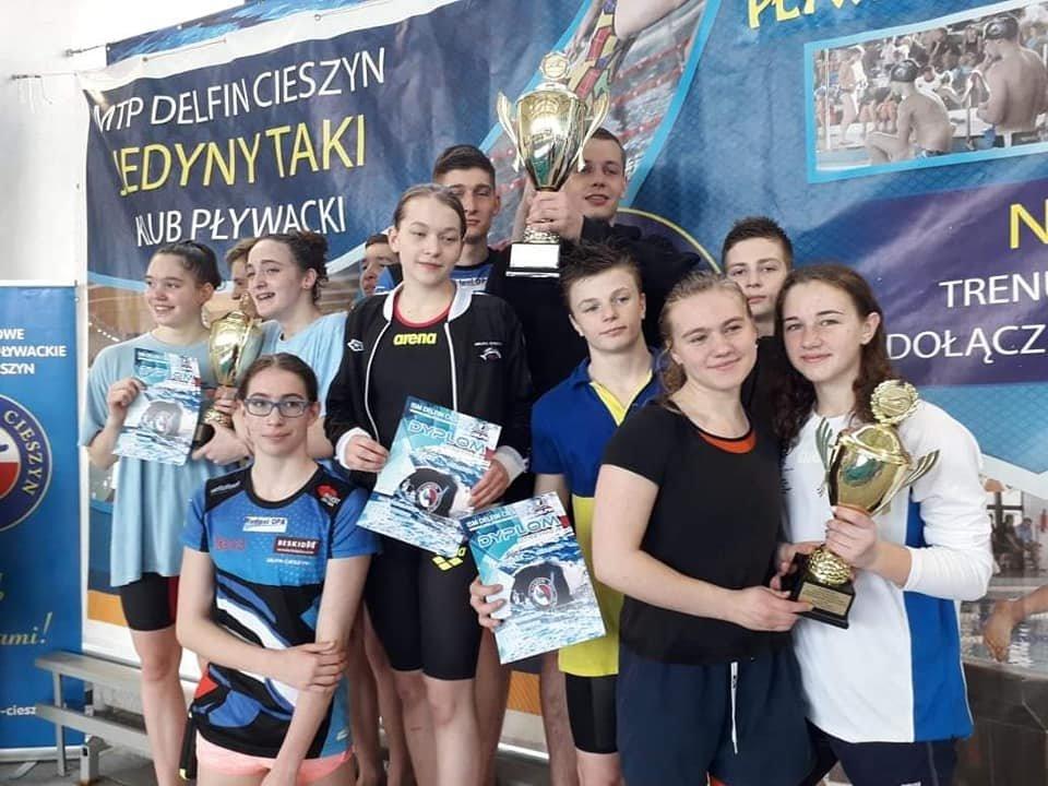 Плавці з Білої Церкви стали переможцями на міжнародному турнірі у Польші, фото-5