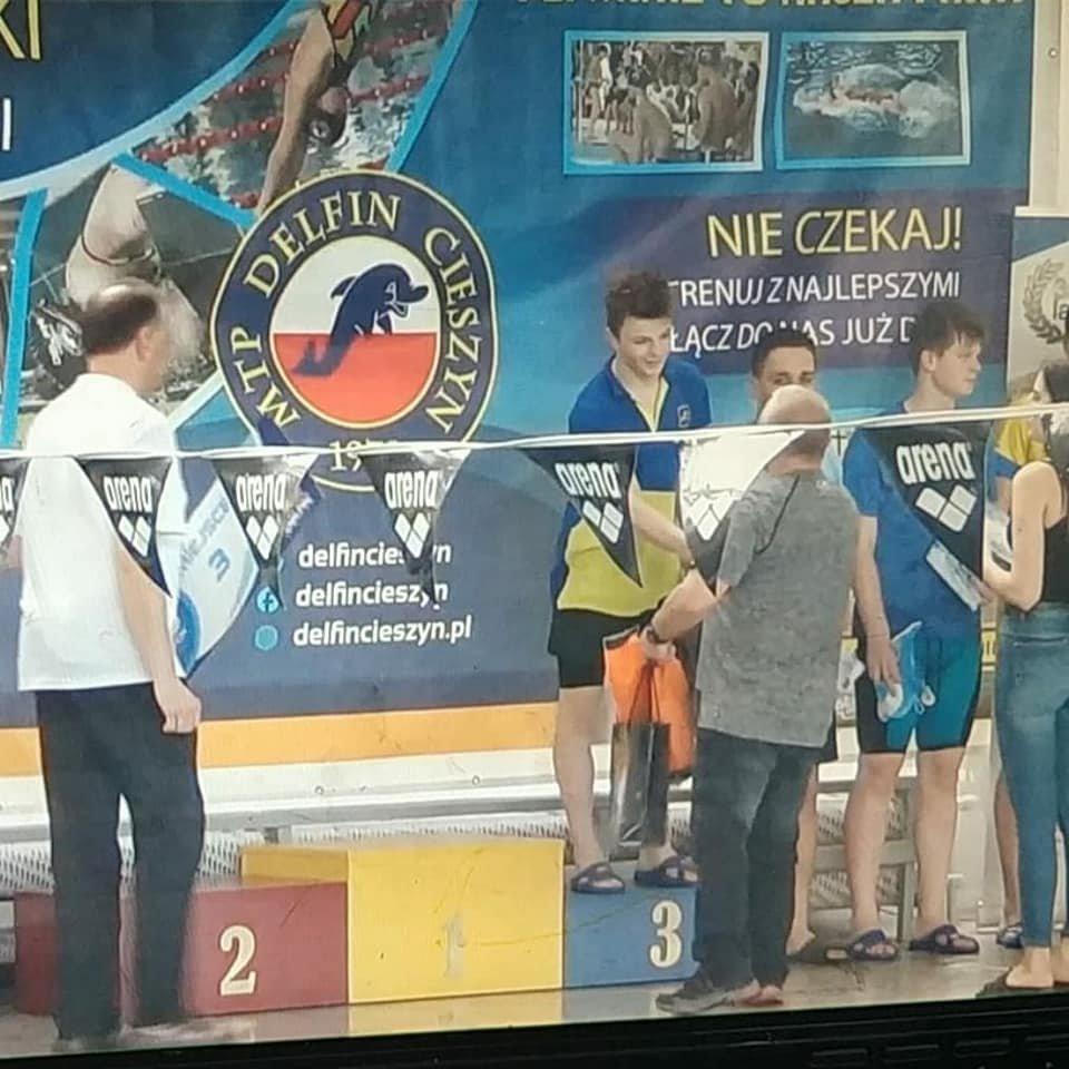 Плавці з Білої Церкви стали переможцями на міжнародному турнірі у Польші, фото-2