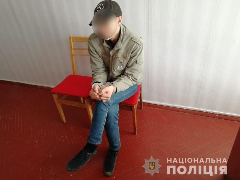 На Білоцерківщині зловмисник побив арматурою перехожого і обікрав , фото-1