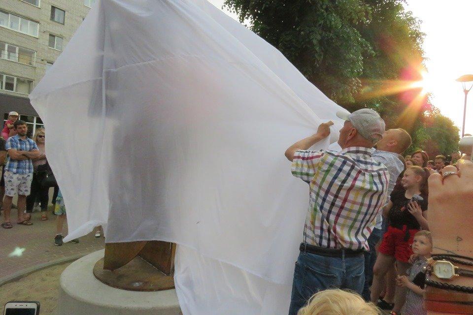 У Білій Церкві з'явилася алея сучасних скульптур , фото-3