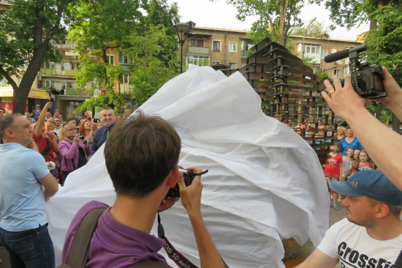 У Білій Церкві з'явилася алея сучасних скульптур , фото-9