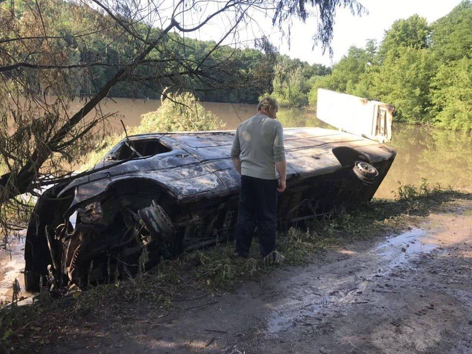 Екологічна катастрофа в річці Рось: гербіциди та стимулятори росту, що розлилися були викрадені, фото-2
