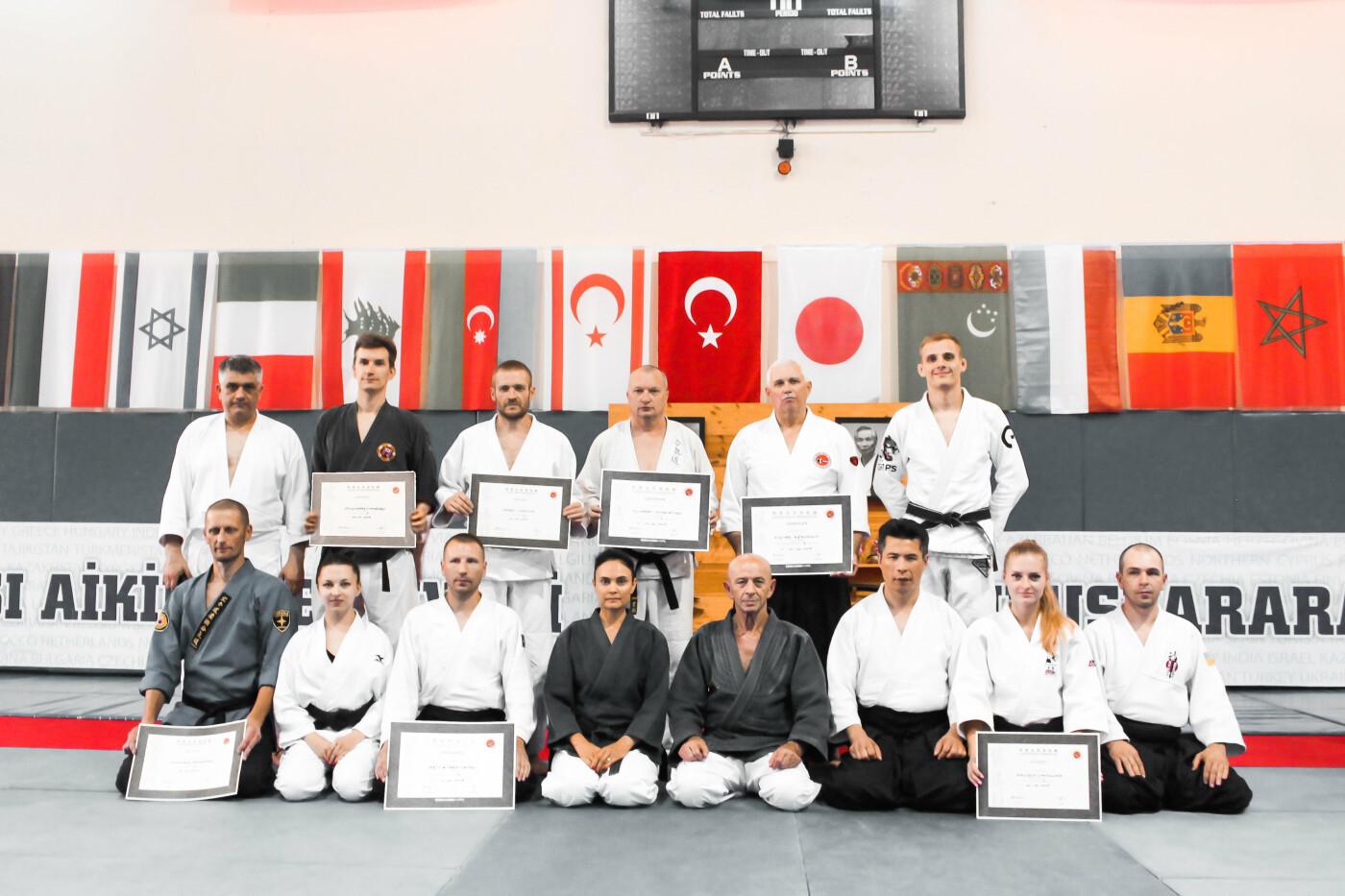 Білоцерківські спортсмени взяли участь у Міжнародному фестивалі айкідо, фото-11