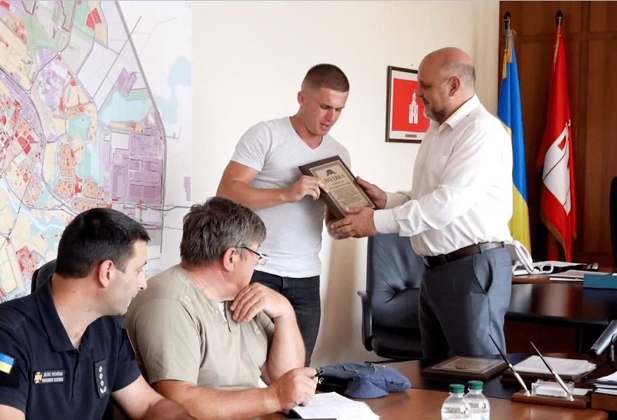 У Білій Церкві вручили подяки підприємствам, які оперативно забезпечили постачання питної води у місті  , фото-1
