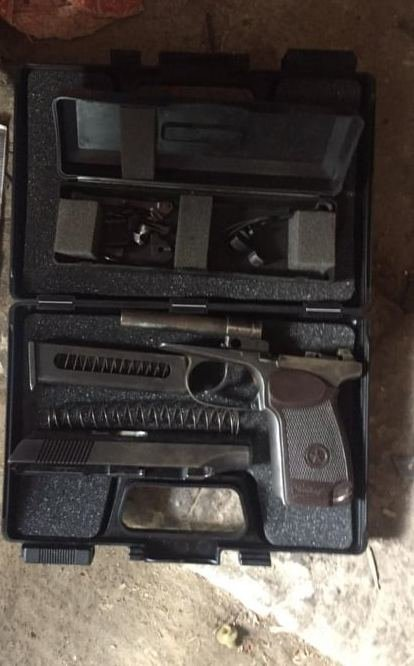 У жителя Білої Церкви вилучили цілий арсенал зброї: 7 пістолетів та патрони до них, фото-2