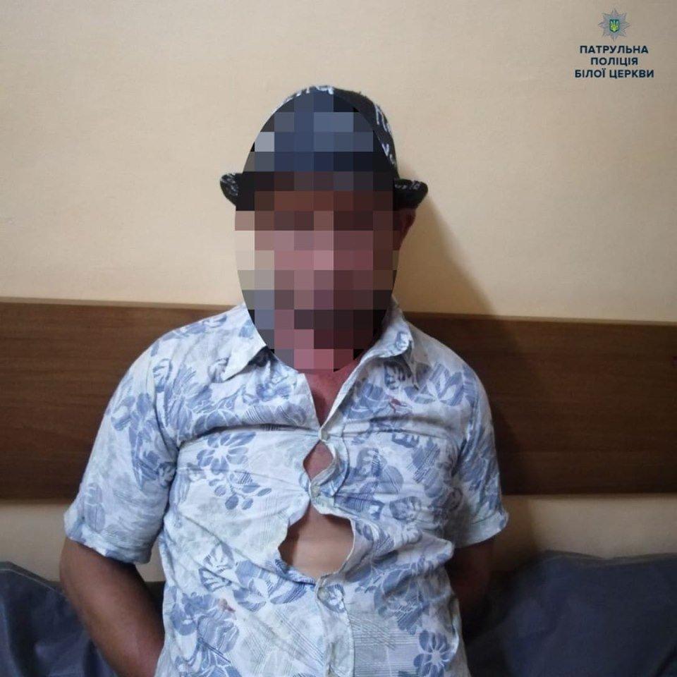 У Білій Церкві п'яний чоловік переплутав чужу квартиру зі своєю, фото-1