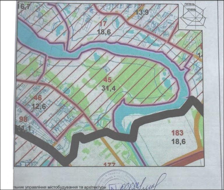 У Білій Церкві розроблять два детальних плани території площею близько 50 га вздовж річки Рось, фото-1