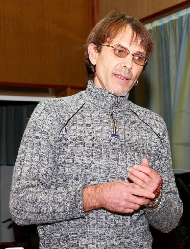 У Білій Церкві помер письменник та митець Олександр Виговський , фото-3