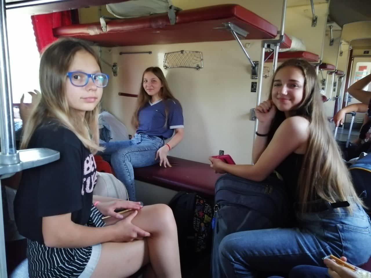 Діти учасників АТО з Білої Церкви поїхали на відпочинок до Лазурного, фото-2