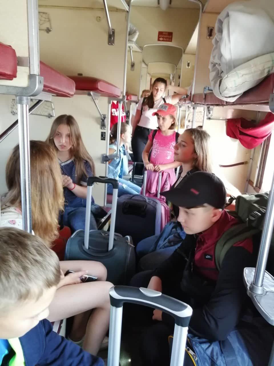 Діти учасників АТО з Білої Церкви поїхали на відпочинок до Лазурного, фото-4