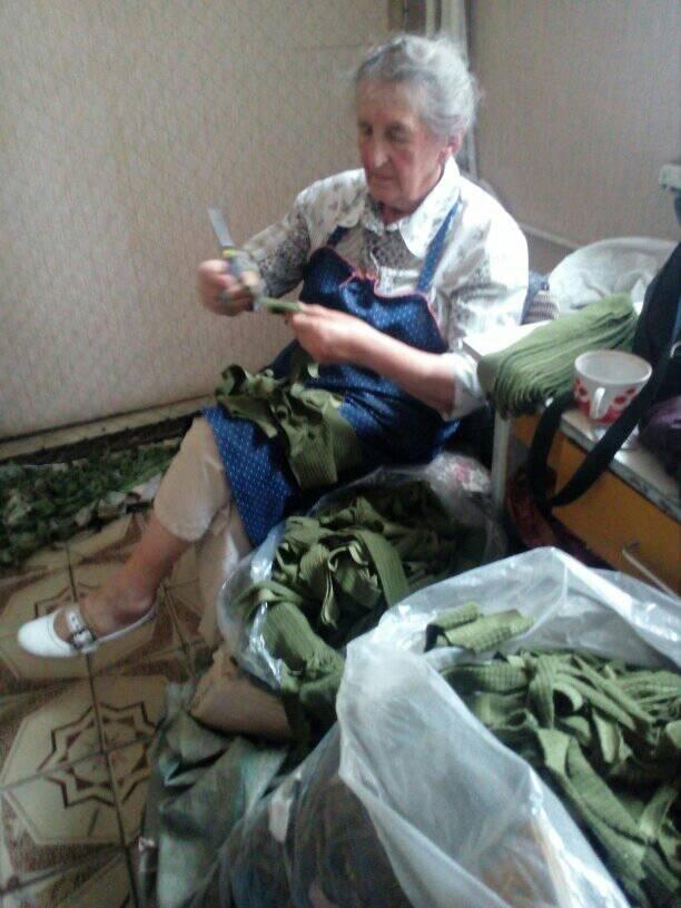 Білоцерківців просять надати тканину для плетіння маскувальних сіток для військових, фото-2