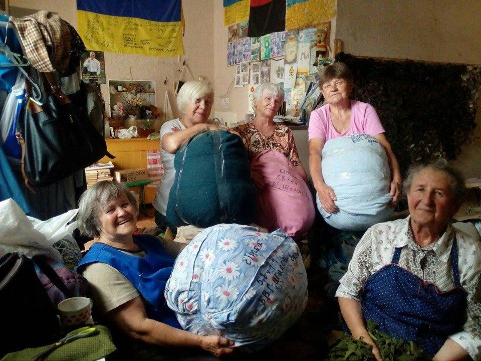 Білоцерківців просять надати тканину для плетіння маскувальних сіток для військових, фото-7
