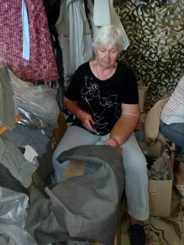 Білоцерківців просять надати тканину для плетіння маскувальних сіток для військових, фото-5