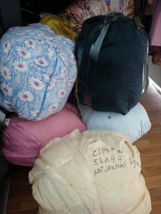 Білоцерківців просять надати тканину для плетіння маскувальних сіток для військових, фото-6