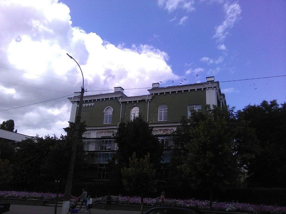 У Білій Церкві призупинили варварський ремонт синагоги , фото-3