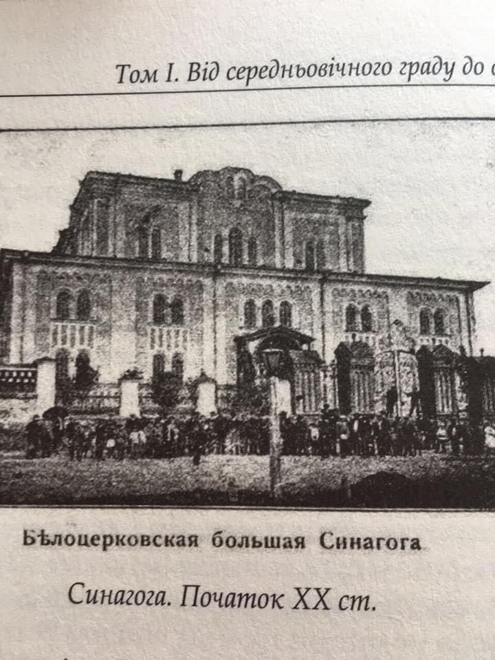 У Білій Церкві призупинили варварський ремонт синагоги , фото-6