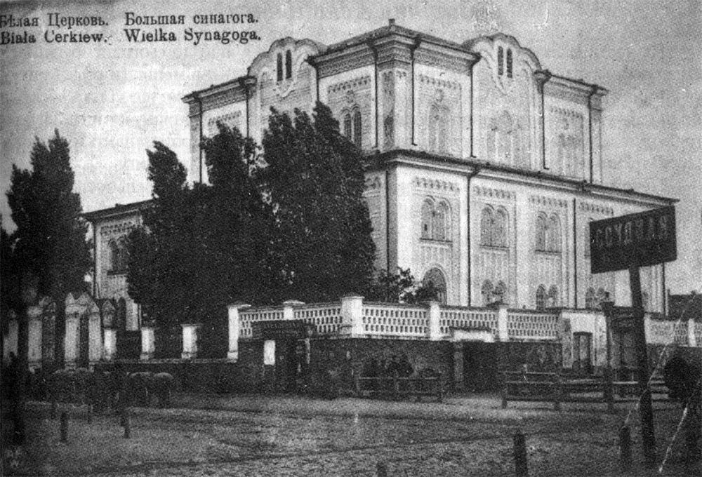 У Білій Церкві призупинили варварський ремонт синагоги , фото-5