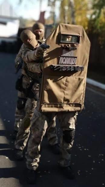 Спецоперація у Білій Церкві: поліція полює на членів ОЗГ, одночасно проводяться 50 обшуків , фото-1