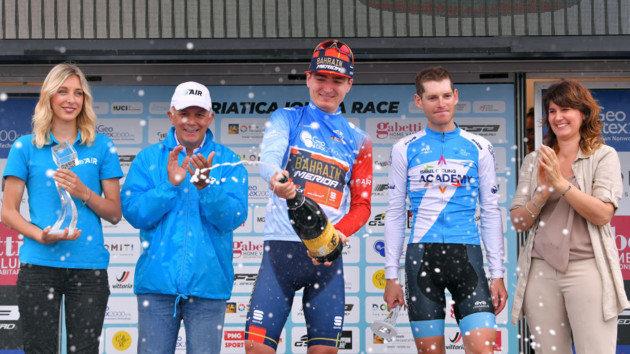 Білоцерківський велогонщик Марк Падун виграв престижну велогонку світу, фото-1