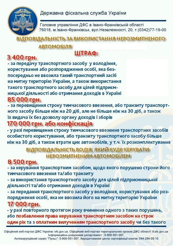 """Білоцерківських """"євробляхерів"""" чекають нові штрафи, фото-1"""