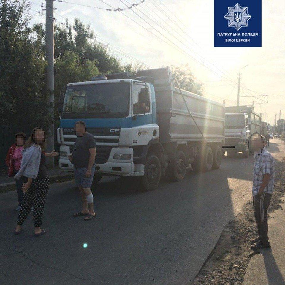 У Білій Церкві мешканці вулиці Селянської перекрили дорогу , фото-1